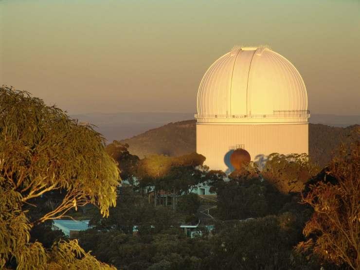 siding spring anglo australian telescope
